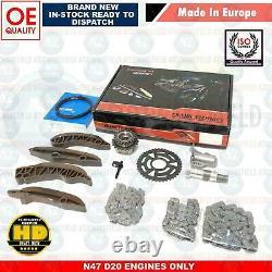 Pour BMW N47D20A N47D20B N47D20C N47C20A N47 Haut Bas Diesel Distribution Kit