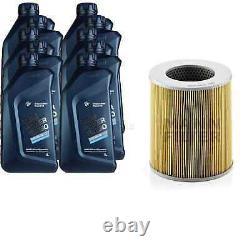 Pour BMW huile moteur 10l Mann Filtre H 15 111/2 5er Gran Turismo F07 I3 I01 Z3