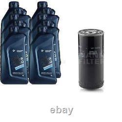Pour BMW huile moteur 10l Mann Filtre Wp 962/5 1er Cabriolet E88 3 Gran Turismo