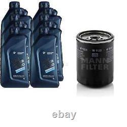 Pour BMW huile moteur 10l Mann Filtre à W 1135 X5 F15 F85 E70 Z3 Coupé E36 X4