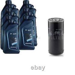 Pour BMW huile moteur 11l Mann Filtre Wp 962/5 Z8 E52 6er Coupé F13 X6 F16 E71