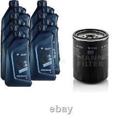 Pour BMW huile moteur 11l Mann Filtre à W 1135 Z4 E85 E89 5er Granturismo F07 Z1