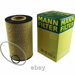 Pour BMW huile moteur 4l Mann Filtre Hu 12 122 X 3er Cabriolet E93 E46 E30 Coupé