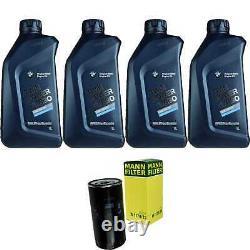 Pour BMW huile moteur 4l Mann Filtre à W 1170/13 7er F01 F02 F03 F04 E32 G11