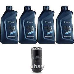 Pour BMW huile moteur 4l Mann Filtre à Wp 962/5 2 Cabriolet F23 Gran Tourer F46