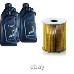 Pour BMW huile moteur 5l Mann Filtre H 1034 Z3 Coupé E36 6er E63 3er E46 E90 F30