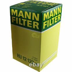 Pour BMW huile moteur 5l Mann Filtre Hu 12 122 x 2 Cabriolet F23 1er E87 F20 E81