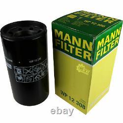 Pour BMW huile moteur 5l Mann Filtre Wp 12 308 2 Active Tourer F45 Z4 E89 E85 3