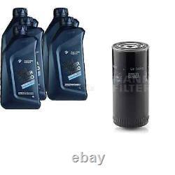 Pour BMW huile moteur 5l Mann Filtre Wp 962/5 8er E31 X4 F26 Z1 E36 E52 F32 F82