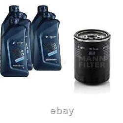 Pour BMW huile moteur 5l Mann Filtre à W 1135 X1 F48 E84 3er Touring E30 E36 F31