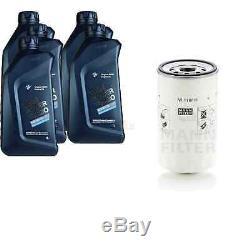 Pour BMW huile moteur 5l Mann Filtre à W 1168/6 4 Cabriolet F33 F83 6er Coupé