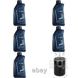 Pour BMW huile moteur 5l Mann Filtre à W 11 102/17 3 Gran Turismo F34 I3 I01 2