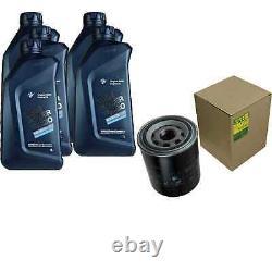 Pour BMW huile moteur 5l Mann Filtre à W 1374/7 4 Cabriolet F33 F83 X6 F16 F86