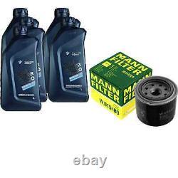 Pour BMW huile moteur 5l Mann Filtre à W 815/80 3 Gran Turismo F34 2 Coupé F22