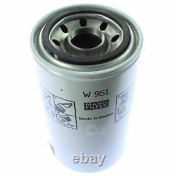 Pour BMW huile moteur 5l Mann Filtre à W 951 7er E65 E66 E67 E32 F01 F02 F03 F04
