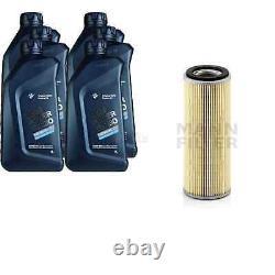 Pour BMW huile moteur 6l Mann Filtre H 1076 X 5er E39 F10 F18 6er Coupé F13 3er