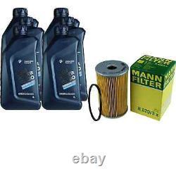 Pour BMW huile moteur 6l Mann Filtre H 820/3 X X1 E84 F48 6er Cabriolet E64 F12