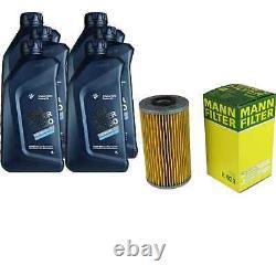Pour BMW huile moteur 6l Mann Filtre H 939 X6 F16 F86 E71 E72 Z8 E52 4 Cabriolet