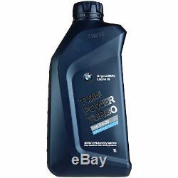 Pour BMW huile moteur 6l Mann Filtre WD 13 145/3 1er Coupé E82 3er E92 E36 E46