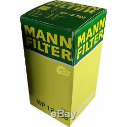 Pour BMW huile moteur 6l Mann Filtre Wp 12 308 1er Cabriolet E88 5er F10 F18 E39