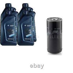 Pour BMW huile moteur 6l Mann Filtre Wp 962/5 Z1 2 Grain Tourer F46 4 Coupé F36