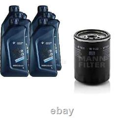 Pour BMW huile moteur 6l Mann Filtre à W 1135 8er E31 3 Gran Turismo F34 Z3 E36