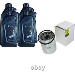 Pour BMW huile moteur 6l Mann Filtre à W 1254 X 5er F10 F18 E60 E39 I3 I01 Z8