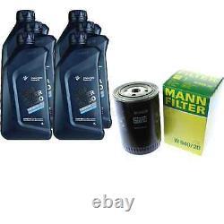 Pour BMW huile moteur 6l Mann Filtre à W 940/20 X6 F16 F86 E71 E72 4 Coupé F32