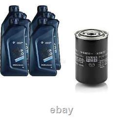 Pour BMW huile moteur 6l Mann Filtre à W 940/30 5er Touring E39 F11 E61 6er