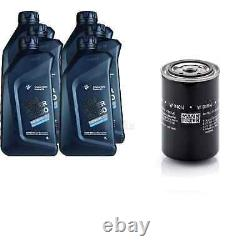Pour BMW huile moteur 6l Mann Filtre à W 940/4 Z1 Z4 E89 E85 5er Touring E34