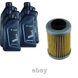 Pour BMW huile moteur 7l Mann Filtre H 43/2 7er E38 G11 G12 E65 E66 2 Coupé F22