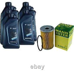 Pour BMW huile moteur 7l Mann Filtre H 820/3 X Z8 E52 1er F20 E87 E81 Coupé E82