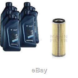 Pour BMW huile moteur 7l Mann Filtre à H 1076 X Z4 Coupé E86 3er E36 E92 E46 I8
