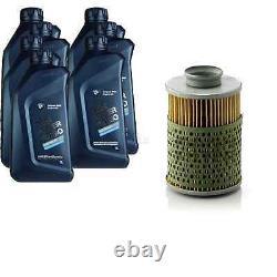 Pour BMW huile moteur 7l Mann Filtre à H 815 N Z3 Coupé E36 4 Cabriolet F33 F83