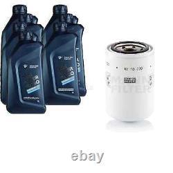 Pour BMW huile moteur 7l Mann Filtre à W 10 020 3er Cabriolet E30 E36 E46 Z3 X1