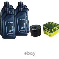 Pour BMW huile moteur 7l Mann Filtre à W 1126/10 3er Compact E36 E46 6 Grain