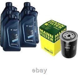 Pour BMW huile moteur 7l Mann Filtre à W 940/47 6er Cabriolet E64 F12 X1 F48