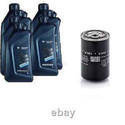Pour BMW huile moteur 7l Mann Filtre à W 940/4 1er Coupé E82 125i 135i 123d M