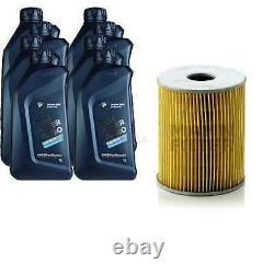 Pour BMW huile moteur 8l Mann Filtre H 1034 I8 I12 Z4 Coupé E86 6er F13 F32 F82