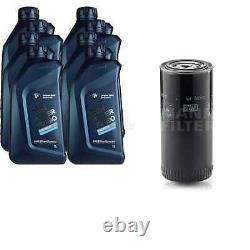 Pour BMW huile moteur 8l Mann Filtre Wp 962/5 4 Gran Coupé F36 430d 420i I3 I01