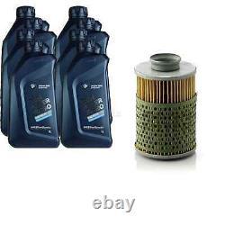 Pour BMW huile moteur 8l Mann Filtre à H 815 N 3er F30 335i 318d 328i 330d 316i