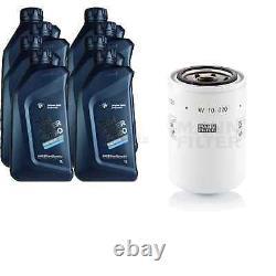 Pour BMW huile moteur 8l Mann Filtre à W 10 020 5er E34 F10 F18 2 Grain Tourer