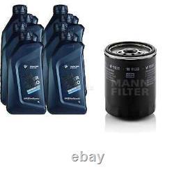 Pour BMW huile moteur 8l Mann Filtre à W 1135 2 Grain Tourer F46 3er Cabriolet