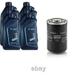 Pour BMW huile moteur 8l Mann Filtre à W 940/30 I3 I01 2 Cabriolet F23 3er E46