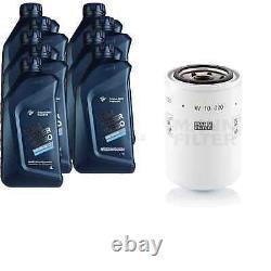 Pour BMW huile moteur 9l Mann Filtre à W 10 020 I3 I01 1er E87 F21 E81 3er Coupé