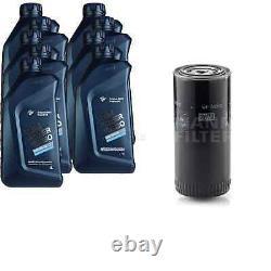 Pour BMW huile moteur 9l Mann Filtre à Wp 962/5 Z3 Roadster E36 Z4 E85 E89 4
