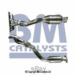 Pour avec BMW Mini Cooper Pot Catalytique Convertisseur Échappement 1.6 91146H