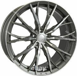 Roues Alliage 20 V1F Pour BMW Mini F54 F55 F56 F57 Clubman Clubvan 5x112 Gris