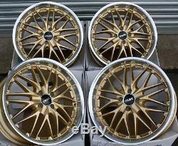 Roues Alliage X 4 18 Or P CRUIZE 190 Pour BMW Mini R50 R52 R55 R56 R57 R58 R59