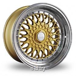 Roues Alliage X 4 8 X 16 or Rs pour BMW Mini R50 R52 R55 R56 R57 R58 R59 4X100